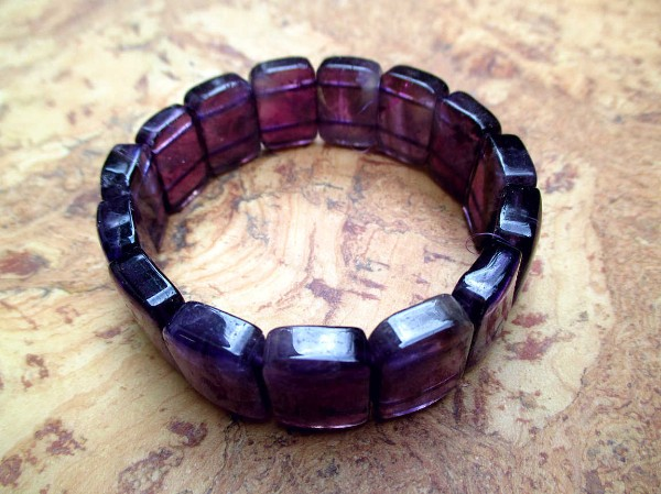 Armband Amethyst Mineralienland